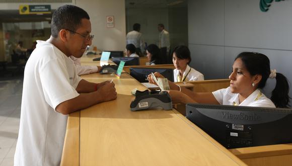 Existe la posibilidad de que una persona pueda mejorar su calificación negativa  mediante un endeudamiento responsable. (Foto: GEC)