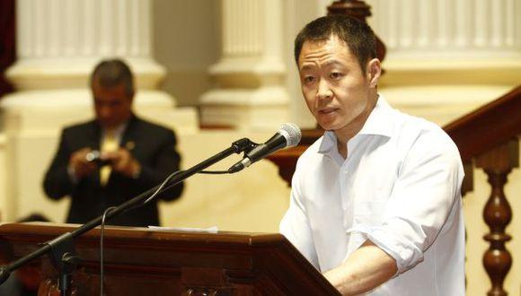 Kenji Fujimori está siendo procesado por la presunta compra de votos contra la vacancia de PPK. (Foto: Congreso)