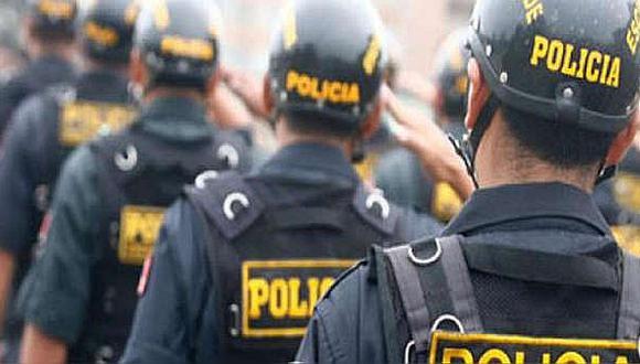 Policía podrán cobrar segundo bono a partir de hoy viernes 9 de octubre, gracias a transferencia de S/ 89 millones, gestionada por el Mininter.