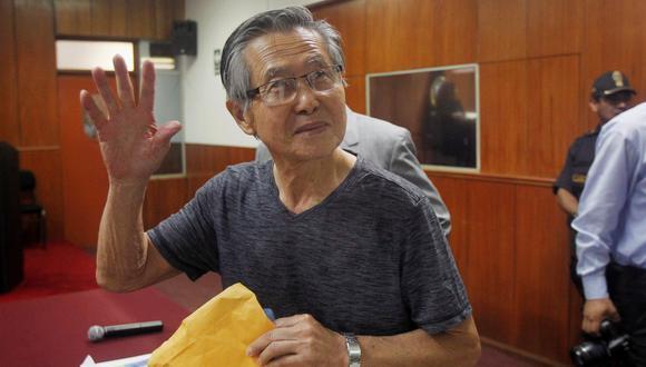 Alberto Fujimori. (Foto: Reuters)