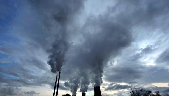 Las emisiones de CO2 están en aumento. (EFE/Archivo/Georgi Livocski).