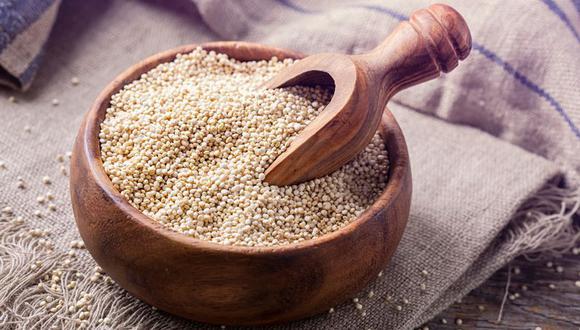 Quinua orgánica peruana llega a empresa Nature de Brasil.