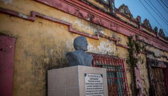 """""""Somos un estado de paso hacia la península"""", dijo el gobernador del estado de Tabasco, en referencia a la península de Yucatán. """"Mucha movilidad creo que causó la incidencia"""". (Bloomberg)"""