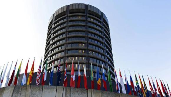 Sede del BPI, el banco de los bancos centrales.