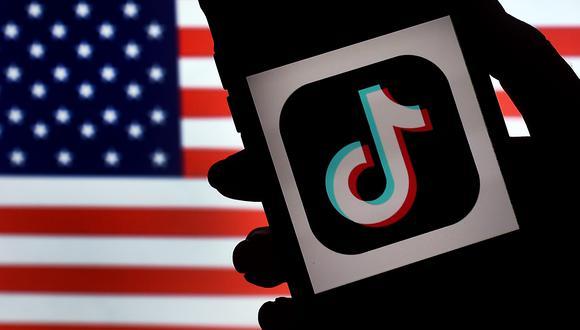 TikTok afirma tener 100 millones de usuarios solo en Estados Unidos. (Foto: Olivier DOULIERY / AFP)