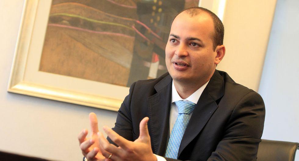 Arturo Morán prevé mejor desempeño para fondos de renta variable. (Foto: GEC)