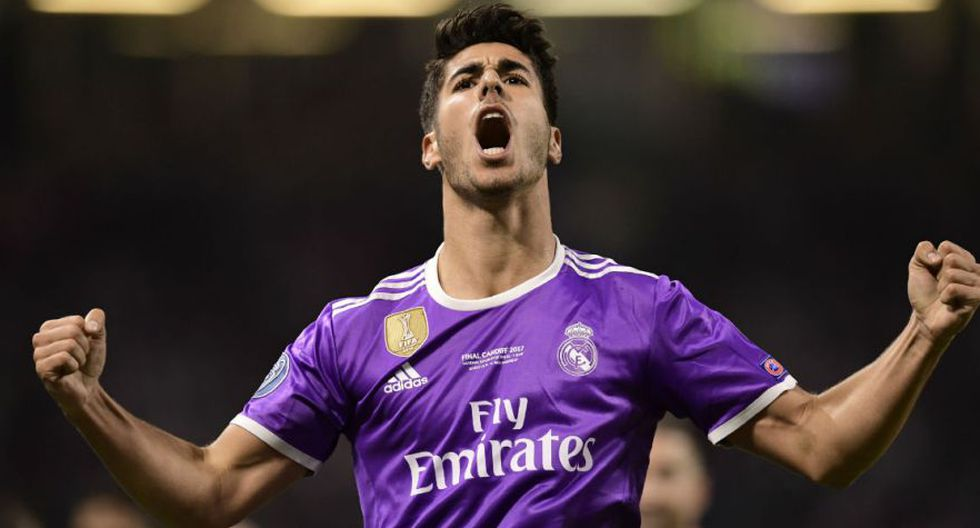 19. Marco Asensio. (Foto: AFP)
