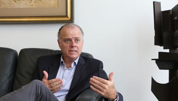 Álvaro Correa, Gerente general adjunto de Credicorp (Foto: GEC)