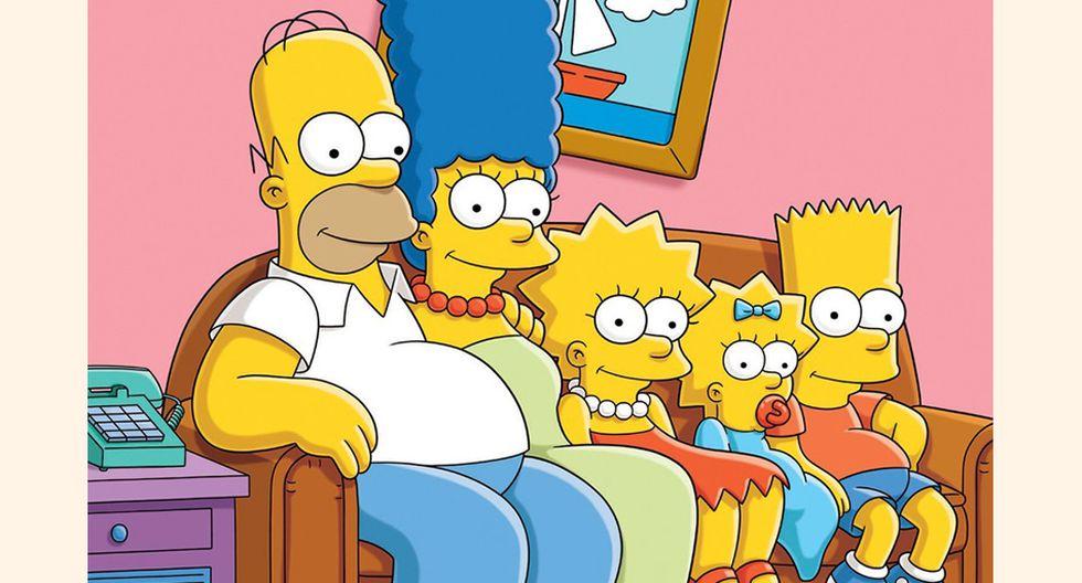 """""""Los Simpson"""". 32 premios Emmy, 85 nominaciones Y 27 temporadas (1989 – Hoy). (Foto: Forbes)"""