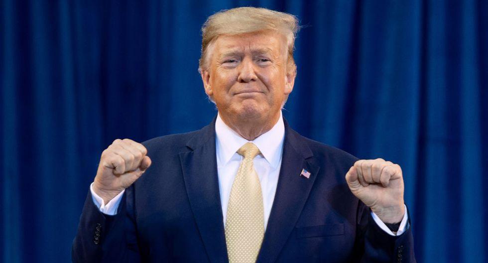 Donald Trump. (Foto: AFP)