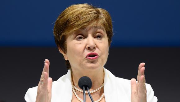 Kristalina Georgieva. (Foto: AFP)