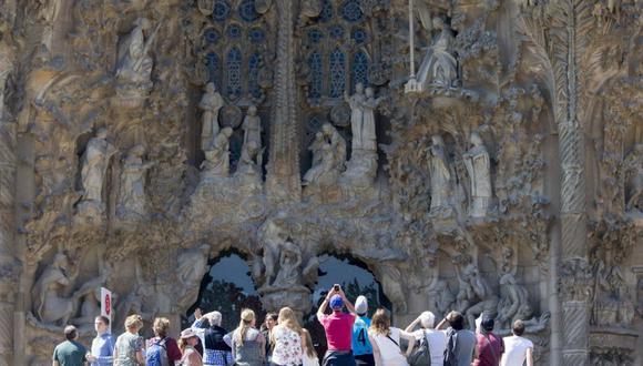 En el último año Barcelona ha recibido más de 34 millones de turistas. (Foto: Difusión)