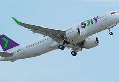 Aerolínea chilena SKY amplía su oferta de destinos sin escala con nueva flota