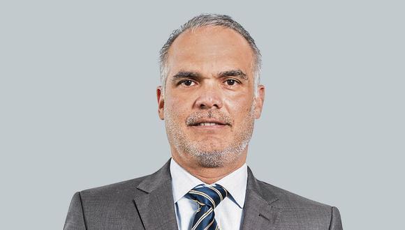 Agenda. Leandro García, CEO de Buenaventura, señala que hay tres proyectos en camino, pero en diferentes etapas. (Foto: GEC)