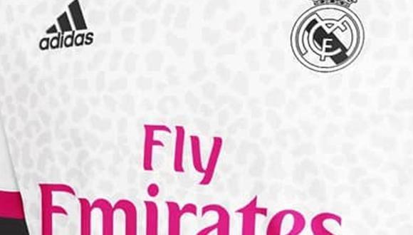 Esta sería la nueva camiseta de Real Madrid según Footy Heaalines. (Foto: Footy Headlines)