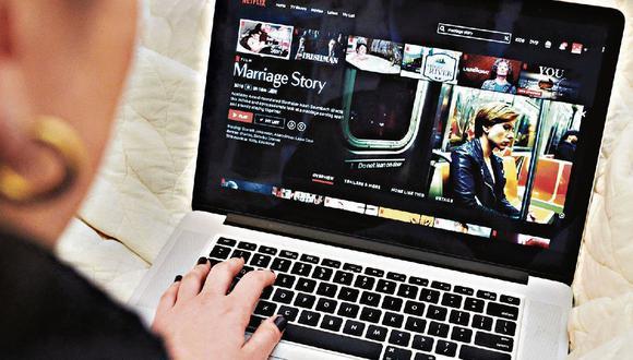 A nivel global. Netflix es el líder con 183 millones de suscriptores hasta abril de este año. (Foto: Bloomberg )