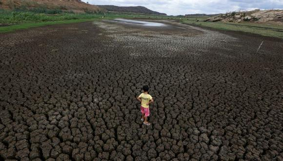 El sur de Brasil, donde nace el río Paraná, lleva tres años de sequía. (Foto: Reuters)