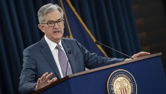 Jerome Powell también afirmó que aún no se ha tomado una decisión sobre si se permitirá posteriormente que el balance de la Fed se reduzca. (Foto: AFP)