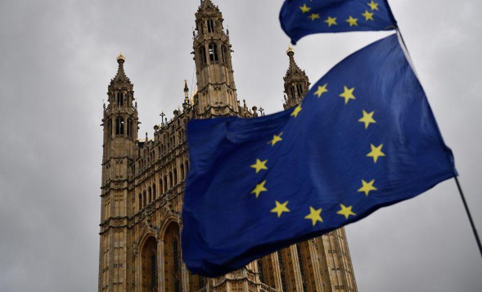 """""""Normalmente hacemos análisis de cada país particularmente, pero el Parlamento Europeo conlleva un ejercicio complejo"""", dijo Facebook. (Foto: AFP)"""