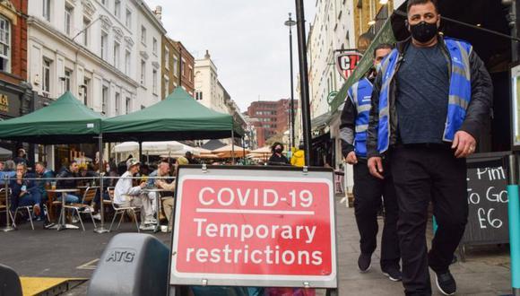 La situación de emergencia será revisada el 28 de junio, lo que podría permitir adelantar la reapertura, aunque el portavoz de Johnson dijo que eso se consideraba poco probable. (Foto: Getty)