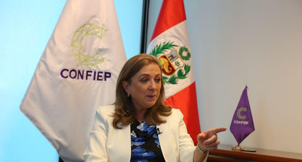 Confiep lamentó que el Congreso haya aprobado dos proyectos de ley. (Foto: GEC)