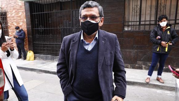 El médico Hernando Cevallos Flores fue designado este jueves como el nuevo titular del Minsa. (Eduardo Cavero / @photo.gec)