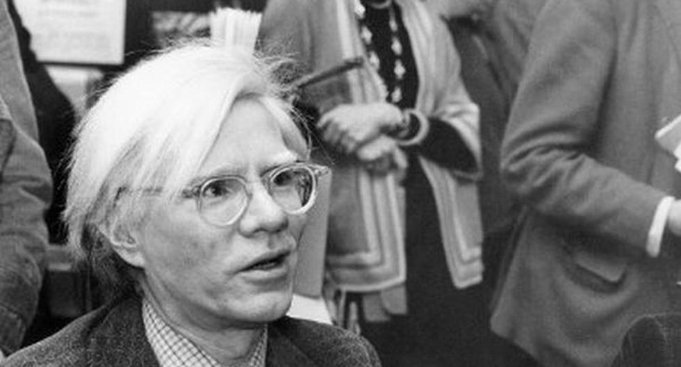 Andy Warhol (Photo by AP / AFP)