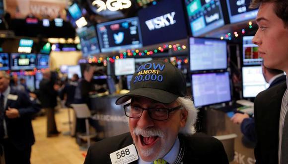 La Bolsa de Valores de Nueva York (NYSE). (Foto: Reuters)
