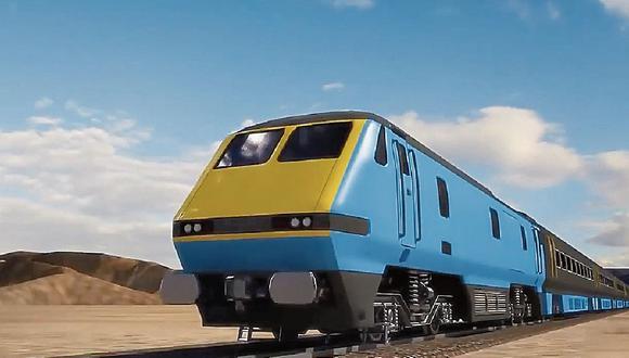 MTC. Estima que el tren Ica-Apurímac podría estar listo en el 2028. (Foto: Difusión)
