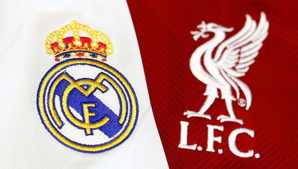 La final de la Champions League enfrentará al Real Madrid con el Liverpool. (Foto: AFP)