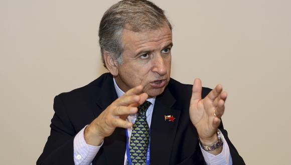 Felipe Larraín, ministro de Hacienda de Chile. (Foto: Reuters)