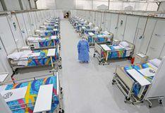 Gobierno instalará 32,000 camas en los Centros de Aislamiento Temporal en lo que resta del año