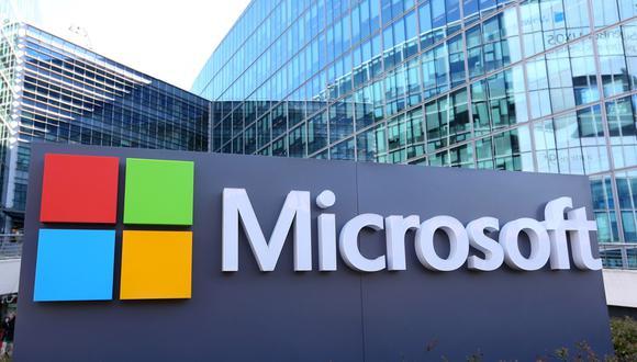 FOTO 7 | 7. Microsoft. Beneficio por segundo (US$ 531.21)/  Ingreso neto (US$ 16.8 miles de millones)