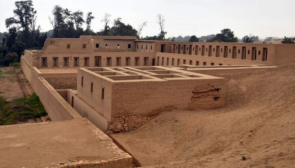 La ciudadela de barro de Pachacámac es un antiguo centro de peregrinación de las culturas preincas asentadas en la costa central. (Difusión)