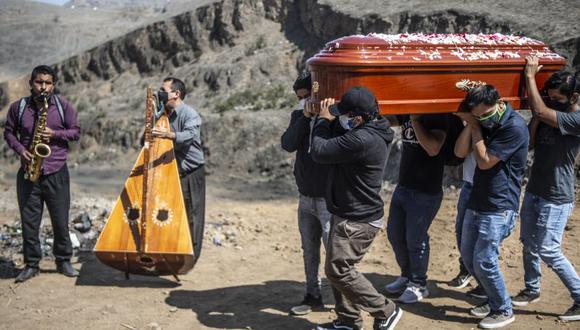 La cantidad de fallecidos aumentó este domingo. (Foto: AFP)