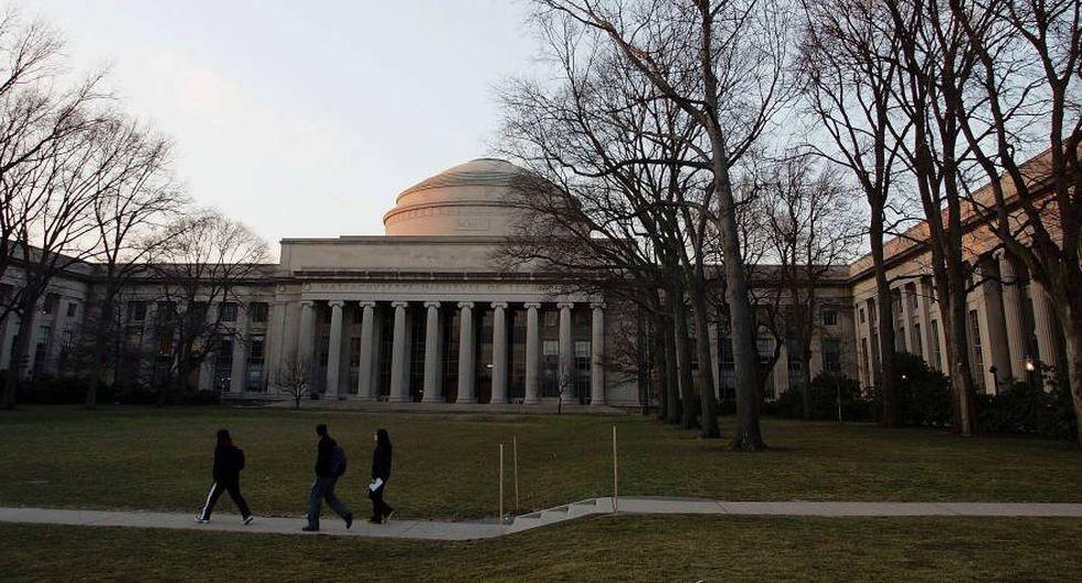 El prestigioso Instituto Tecnológico de Massachusetts (MIT por sus siglas en inglés) está entre las instituciones que ofrece cursos gratis por Internet (Foto: AFP)