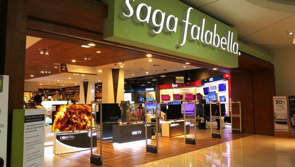 Saga Falabella recibió una sanción de 20 UIT. (Foto: GEC)