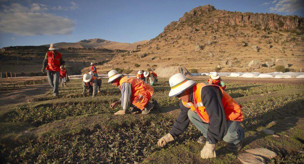 El próximo año se invertirán S/ 270 millones para remediar pasivos en 10 regiones del Perú. (Foto: Difusión)