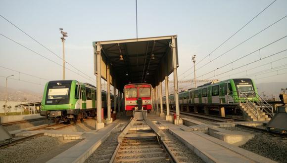 La Línea 1 presentó la mayor cantidad de consultas. (Foto: GEC)