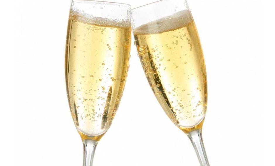 champagne (Foto: Revista Joy)