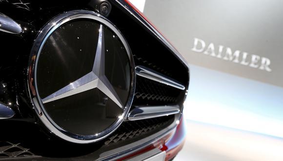 """""""Esta empresa de automóviles de lujo es aún más atractiva para los inversores que buscan un rendimiento en esa área"""", dijo el presidente ejecutivo Ola Källenius. (Foto: Reuters)"""