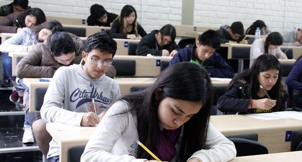 La convocatoria está dirigida a estudiantes de alto rendimiento académico del Perú. (Foto: Difusión)