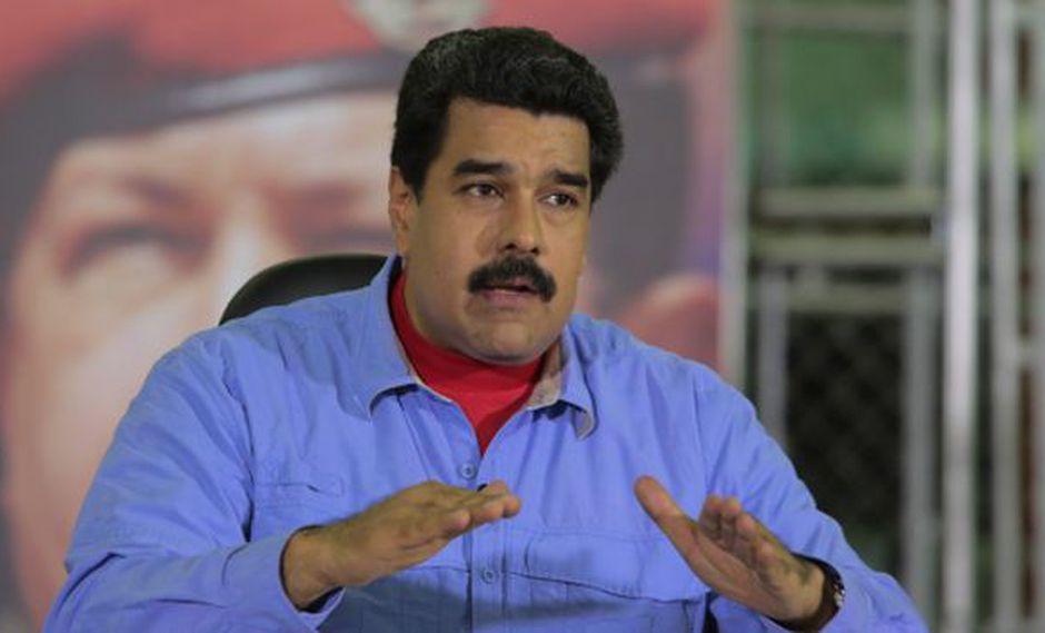 Nicolás Maduro. (Foto: EFE)