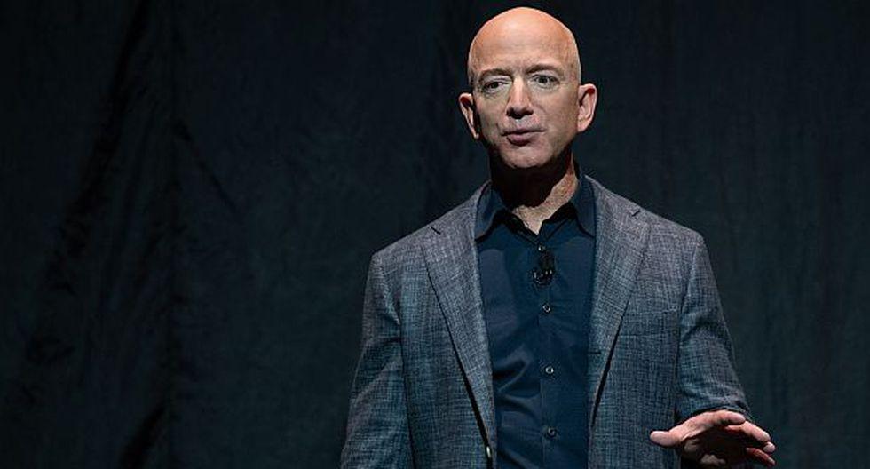 Con acciones por casi US$110,000 millones, Jeff Bezos sigue siendo el accionista más grande de Amazon. (Foto: AFP)