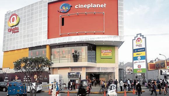 Cineplanet. Mall vecinal de conveniencia contará con un total de 80 marcas, y ya tiene 70% de locales abiertos, señaló Karen Lozada. (Foto: Difusión)