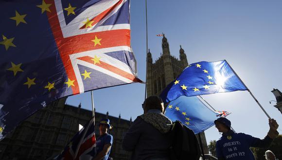 Los británicos aún arrastran problemas tras la decisión de abandonar el bloque europeo. (Foto: AFP)