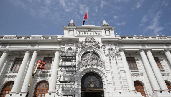 Pleno del Congreso sesionará de manera virtual desde Trujillo este lunes 13 de julio. (Foto: Juan Ponce / GEC)