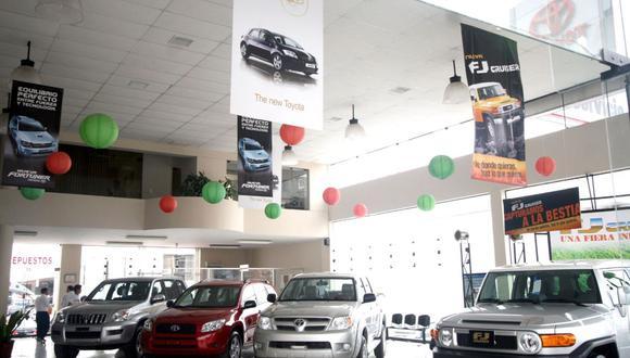 La inscripción vehicular es un requisito indispensable para que el auto pueda circular libremente por las calles (Foto: Andina)
