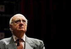 Murió Paul Volcker, el jefe de la Fed que logró bajar la inflación