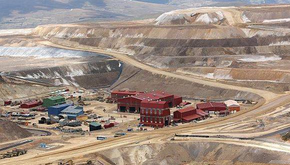 La compañía minera operó ocho unidades el año pasado. (Foto: GEC)